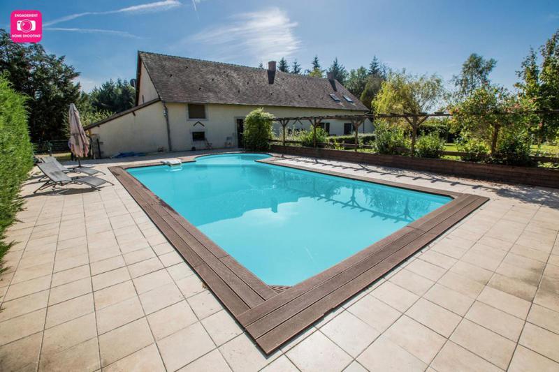 Belle maison montlucon piscine immofavoris for Piscine montlucon