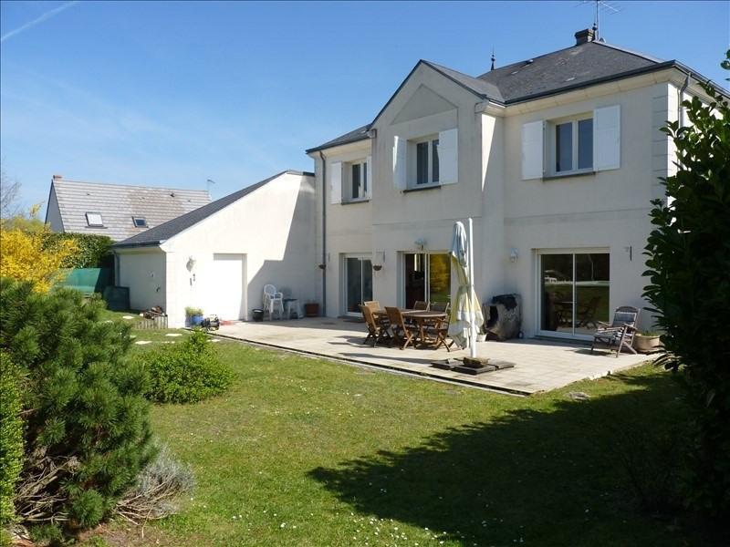Maison saran piscine immofavoris - Piscine couverte maison orleans ...