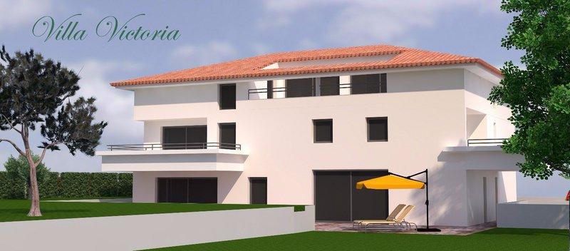 villa toit terrasse bandol immofavoris. Black Bedroom Furniture Sets. Home Design Ideas