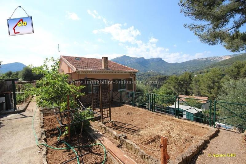 Maison quartier lamalgue toulon immofavoris for Agence brun paysage
