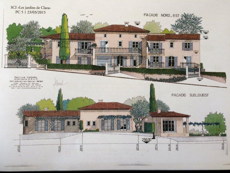 Plan maison 40m2 immofavoris for Maison 40m2