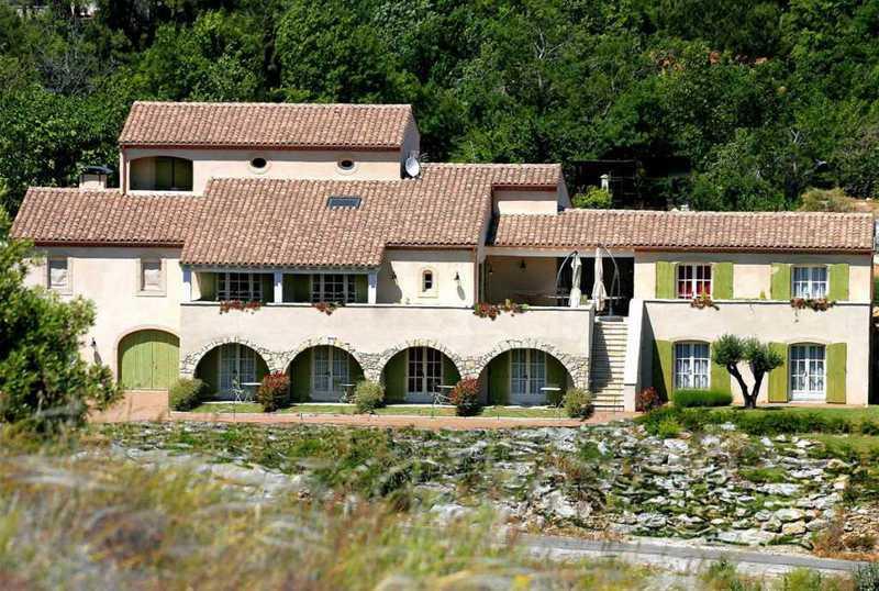 Projet villa piscine immofavoris for Piscine 20eme