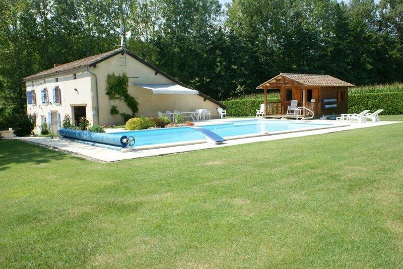Carrelage exterieur toulouse piscine immofavoris for Piscine exterieur 92