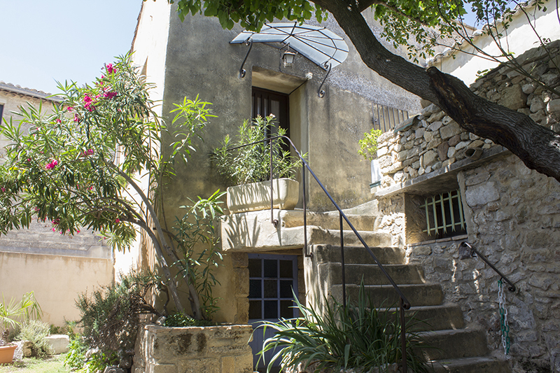 Maison village gard uzes immofavoris for Achat maison uzes