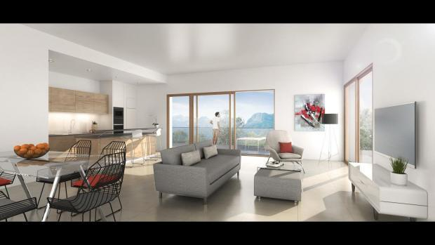 T3 terrasse villeurbanne garage immofavoris for Garage verdun villeurbanne