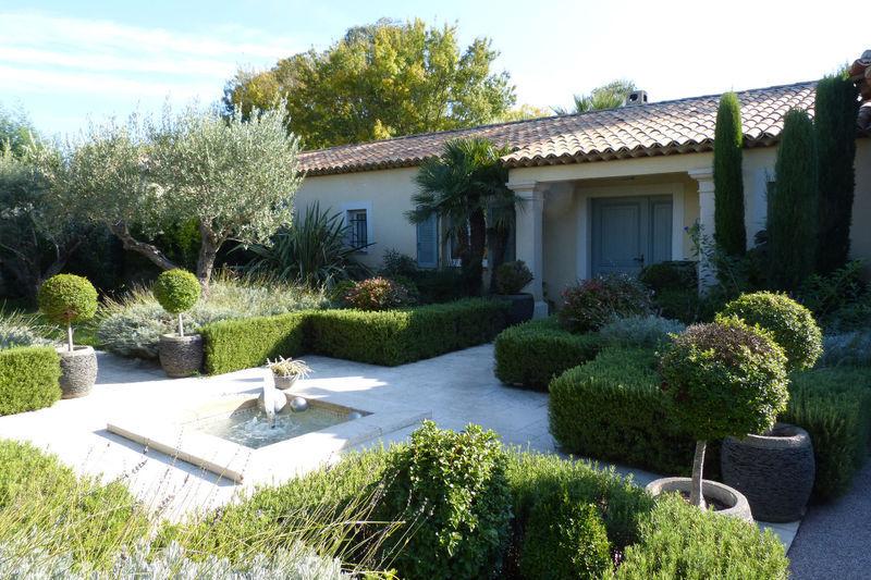 Plan exterieur villa moderne immofavoris for Exterieur villa moderne