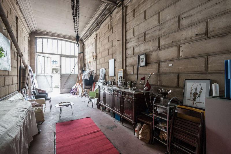 Appartement atypique paris 10 immofavoris for Appartement atypique 66