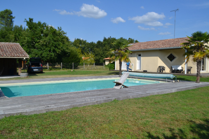 Vente maison lacanau de mios immofavoris for Prix piscine 5x10