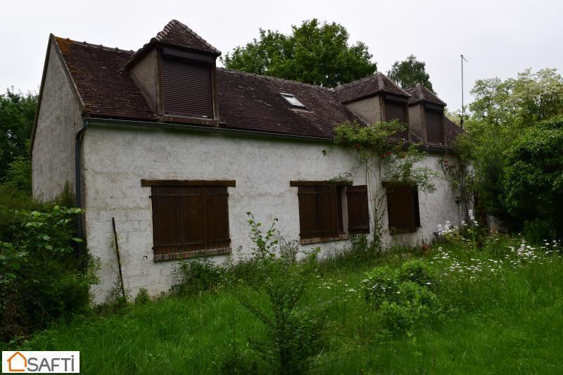 Grange proche auxerre immofavoris for Garage saint valerien