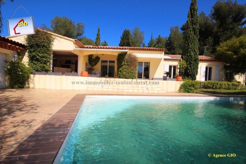 Brun toulon piscine immofavoris for Agence brun paysage