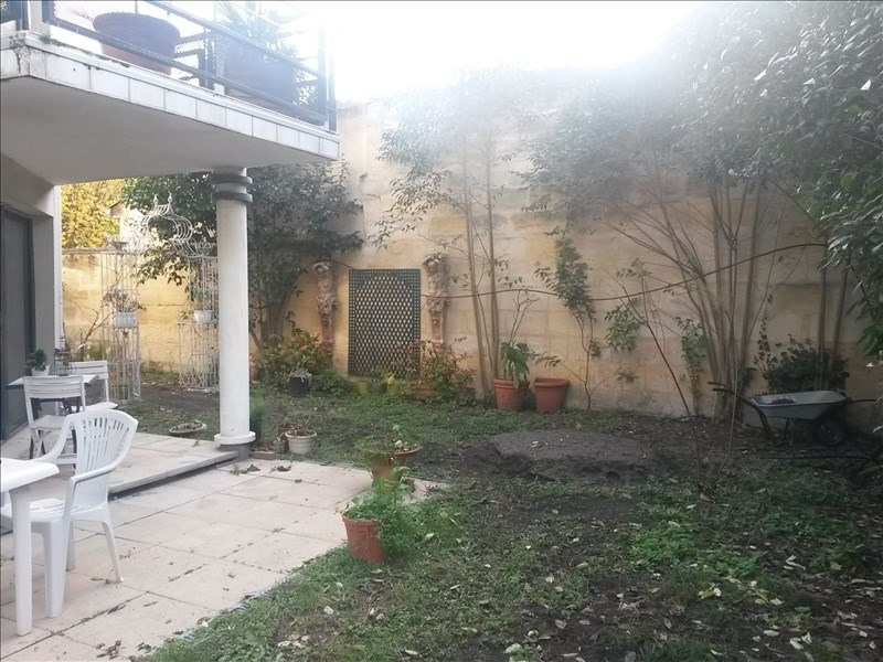 Maison bordeaux jardin centre ville immofavoris for Vente appartement bordeaux centre ville