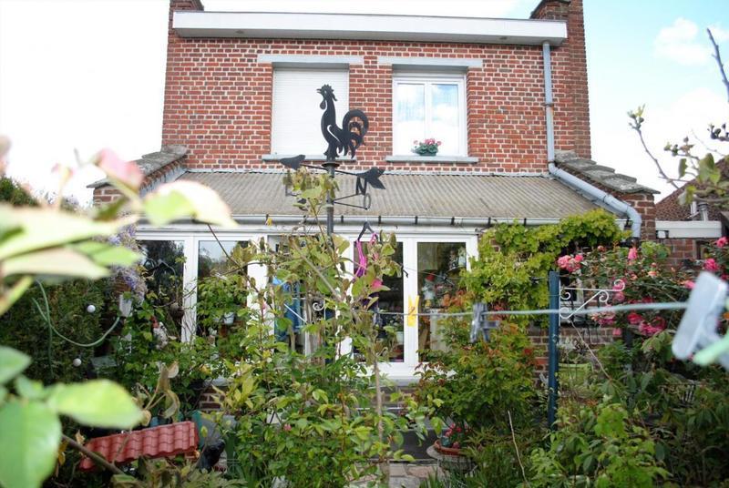 Tourcoing garage jardin immofavoris - Maison tourcoing jardin garage lyon ...