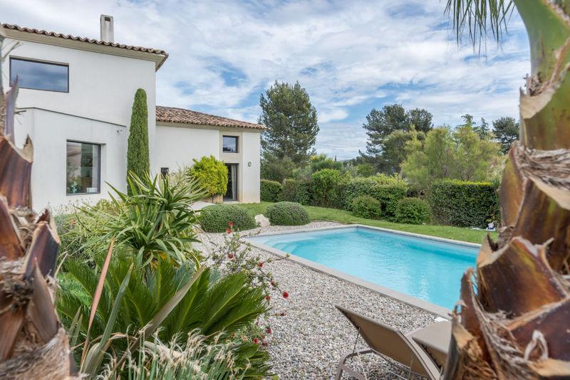 Villa maison rousset garage piscine immofavoris for Terrain la buisse