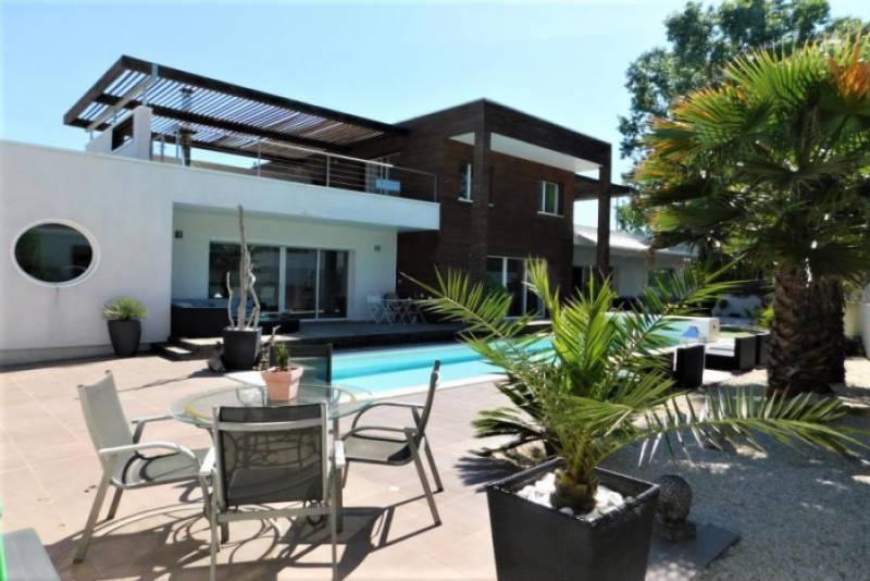 Villa Maison Bois Style Americaine Immofavoris