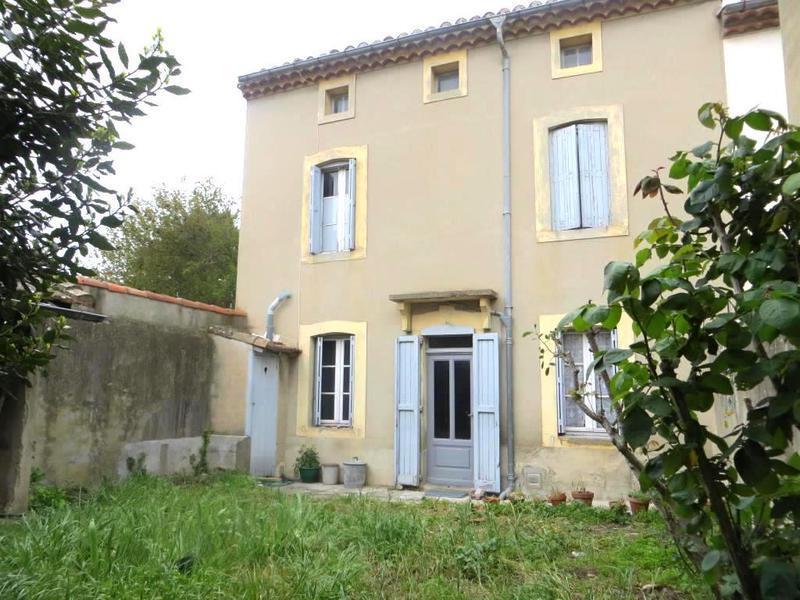 Maison renover aude jardin carcassonne immofavoris for Renover son garage