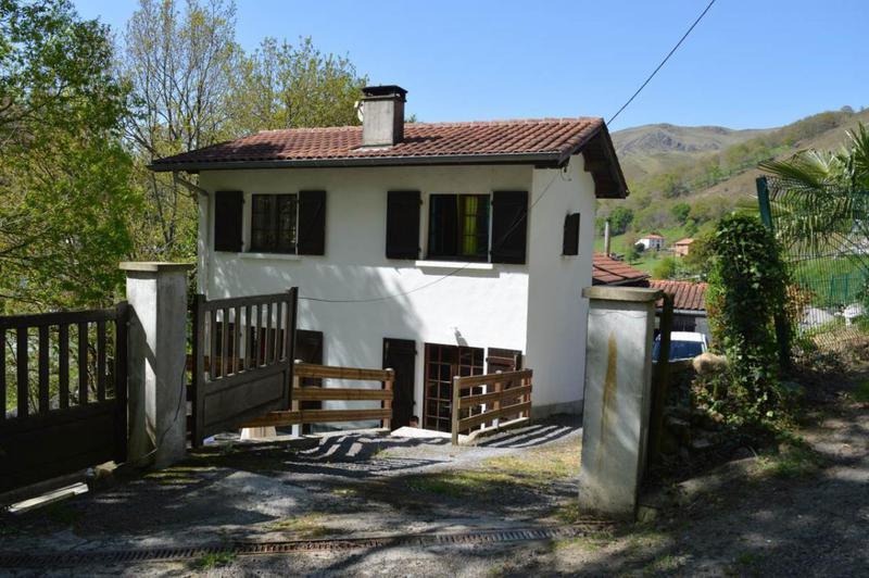 Maison bois plein pied moderne immofavoris - Maison a vendre saint jean pied de port ...
