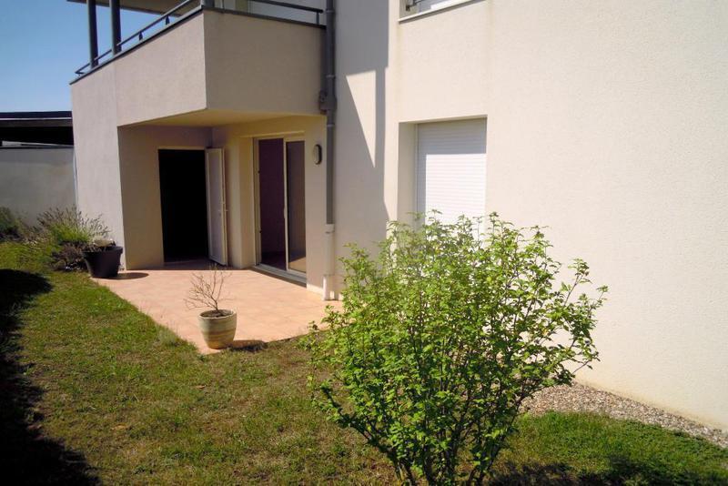 Appartement rodez jardin terrasse immofavoris for Jardin terrasse appartement
