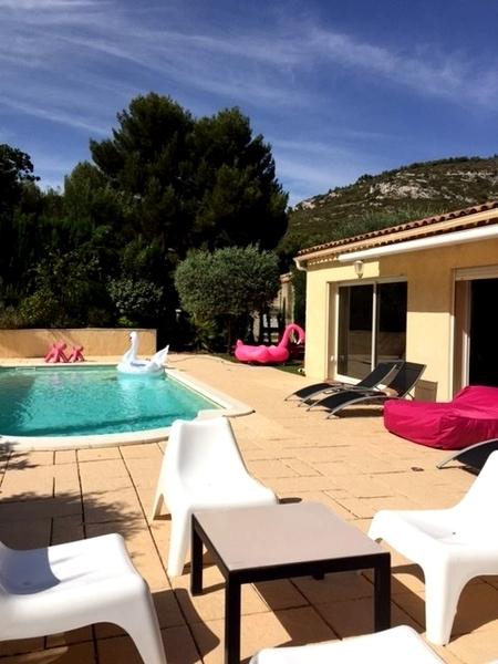Maison piscine allauch immofavoris for Maison allauch