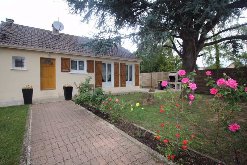 Vente maison evry gregy sur yerres immofavoris for Garage chevry cossigny