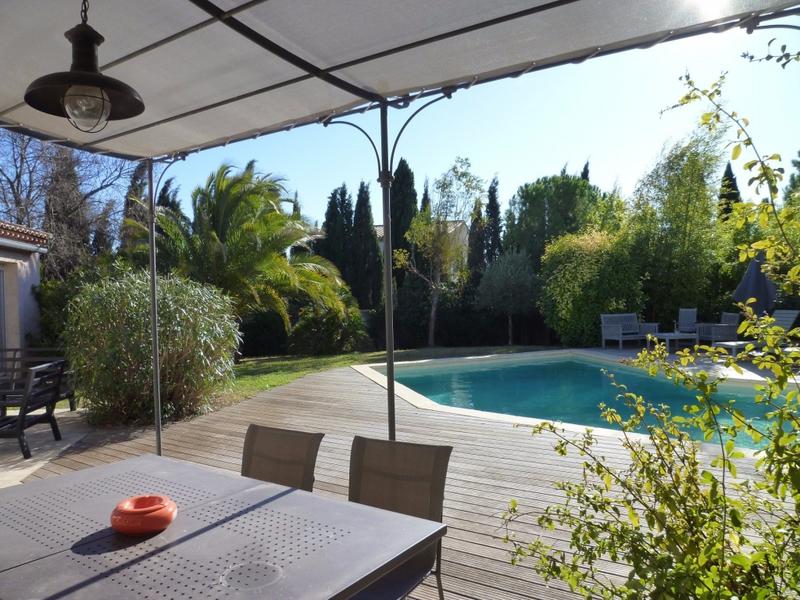 Villa maison montpellier jardin piscine immofavoris - Maison jardin condominium montpellier ...