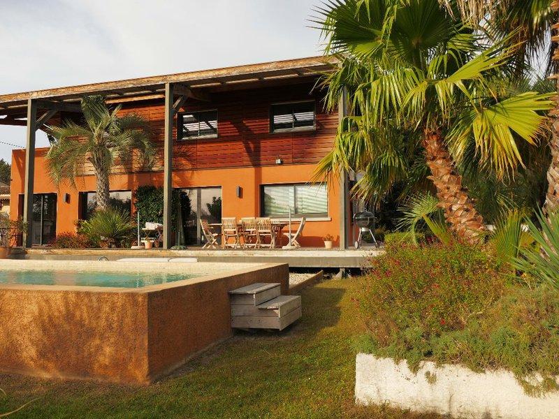 Villa atypique montpellier piscine immofavoris for Atypique montpellier