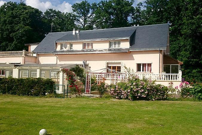 Maison proche parc rennes immofavoris for Piscine loudeac