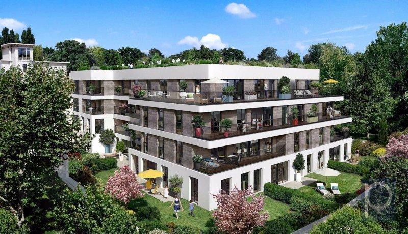 Appartement puteaux terrasse jardin immofavoris for Jardin 16eme