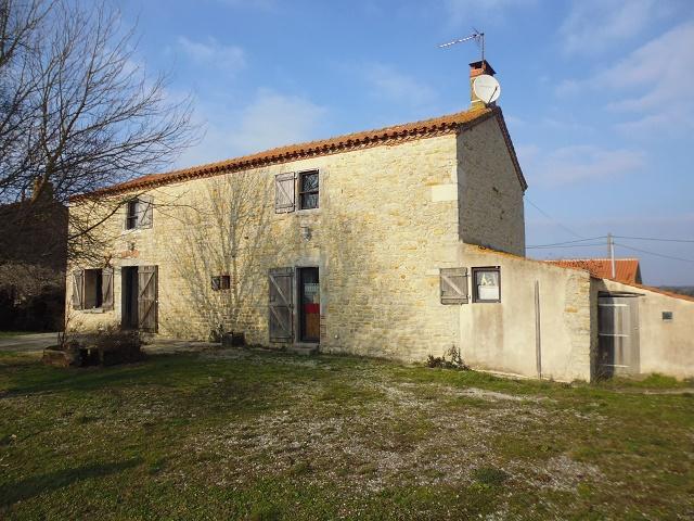 Vente maison saint hilaire de talmont immofavoris - Garage simonneau talmont saint hilaire ...