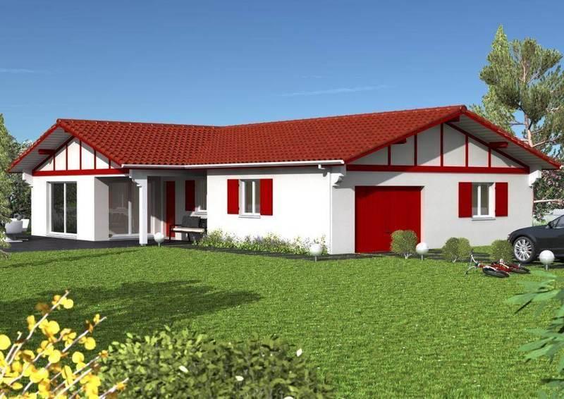 Maison contemporaine anglet immofavoris for Prix maison seule