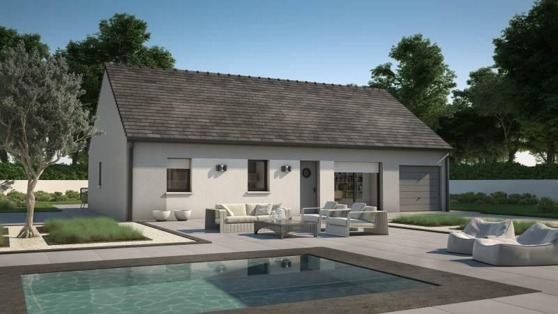Prix maison neuve au m2 tarif maison neuve au m2 maison for Tarif construction maison 150 m2