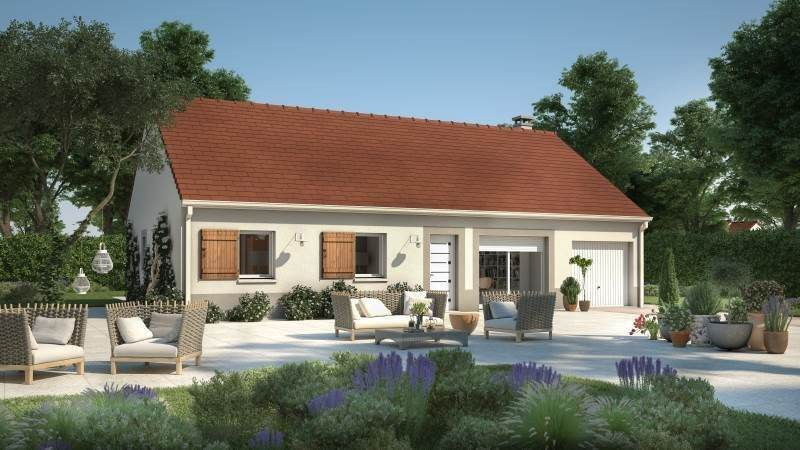 Prix construction maison 90 m2 immofavoris for Prix d une maison neuve au m2