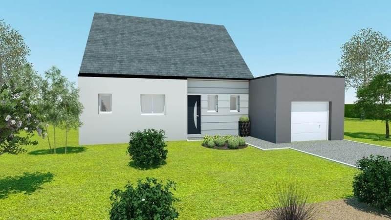 Construction maison 150 000 garage immofavoris for Maison 150 000 euros