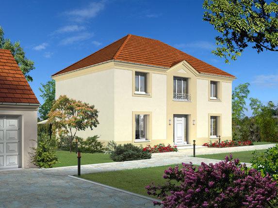 Prix maison neuve au m2 une maison octogonale originale - Prix d une toiture neuve au m2 ...