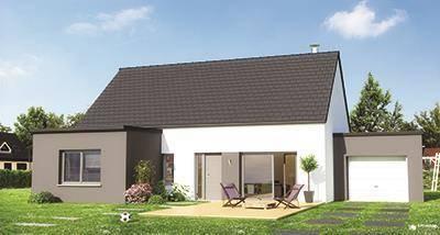 prix construction maison 90 m2 immofavoris. Black Bedroom Furniture Sets. Home Design Ideas