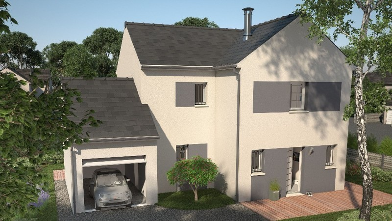 Prix construction maison 90 m2 immofavoris for Prix maison construction m2