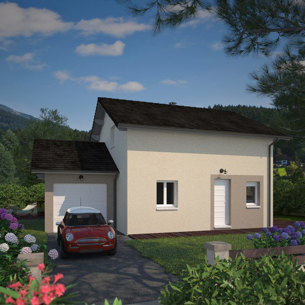 Plan maison 85 m2 immofavoris for Modele maison 85 m2